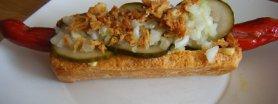 Hot dog  (po duńsku)