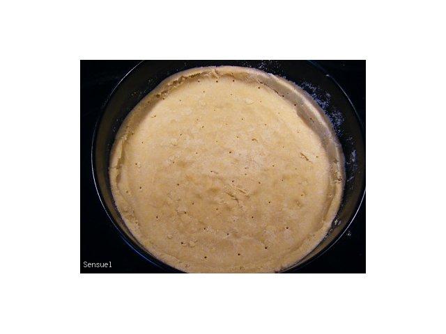 Kruche ciasto - podstawa do tarty