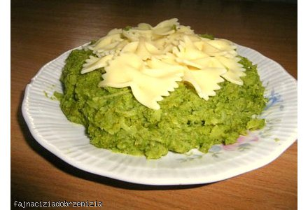 papka brokułowa ;D