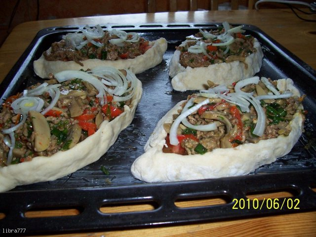 Pizza turecka