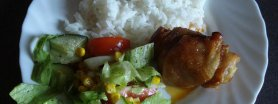 Kurczak słodko-ostry