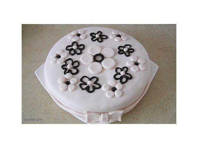 Masa z pianek marshmallows do dekorowania tortów