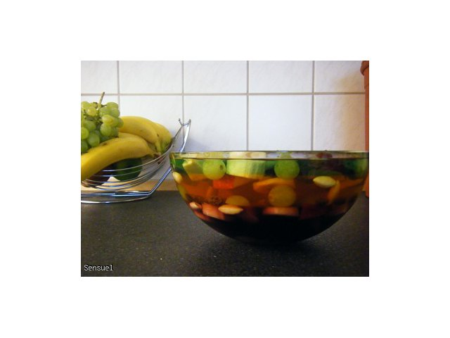 Galaretka tęczowa z owocami (HOME MADE)