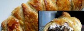 Kurczak w cieście francuskim