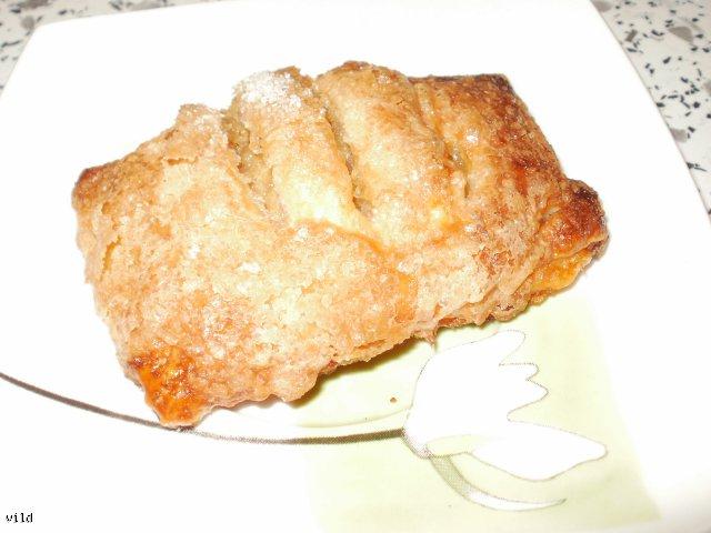 ciastka francuskie z jablkami