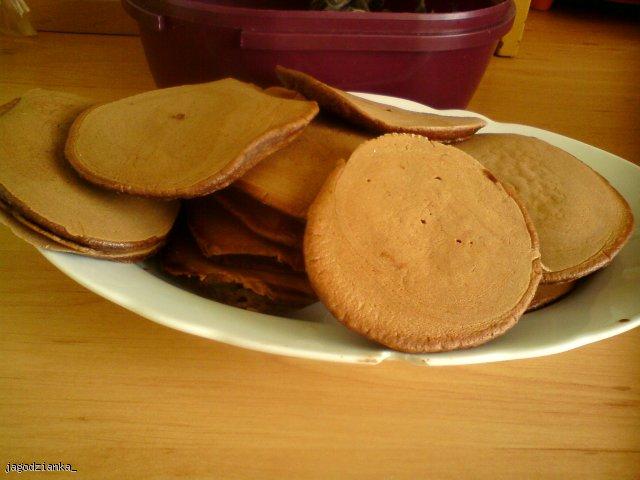 Pancakes z mąki razowej