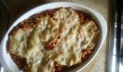 Zapiekanka z mięsem i makaronem - szybka