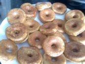 Doughnut czyli mini pączek z dziurką  - Dukanowe PP i PW