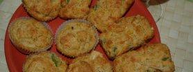 Muffinki na nutę pikantną;)