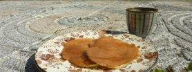 Śniadaniowe placuszki z białym serem