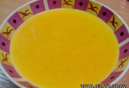 Szybka zupa-krem z kalafiora