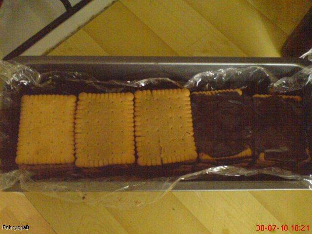 Stefanka czekoladowo-kawowa