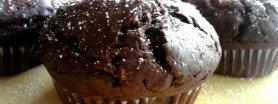 Muffinki podwójnie czekoladowe