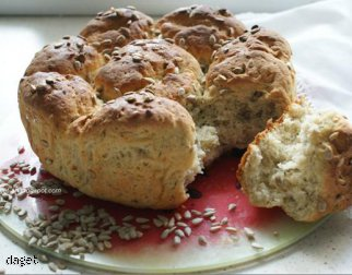 Ziemniaczany chlebek