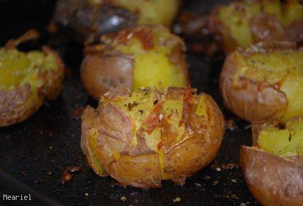 Miażdżone ziemniaki