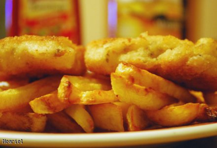 Fish&Chips czyli ryba z frytkami