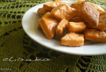 Pikantne ciasteczka serowe