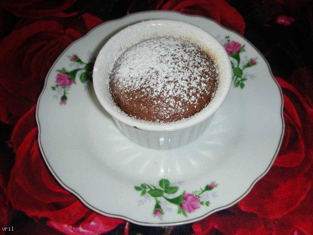 Suflet czekoladowy