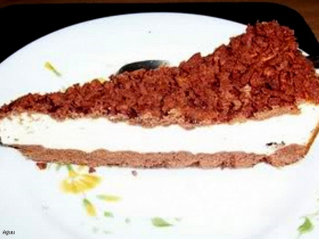 Sernik kakaowy