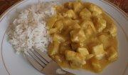 Kurczak z ananasem na orientalną nutę