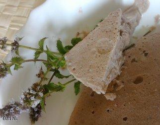 Dukanowe lody kakaowe