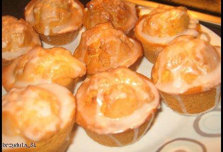 babeczko-mufinki cytrynowe