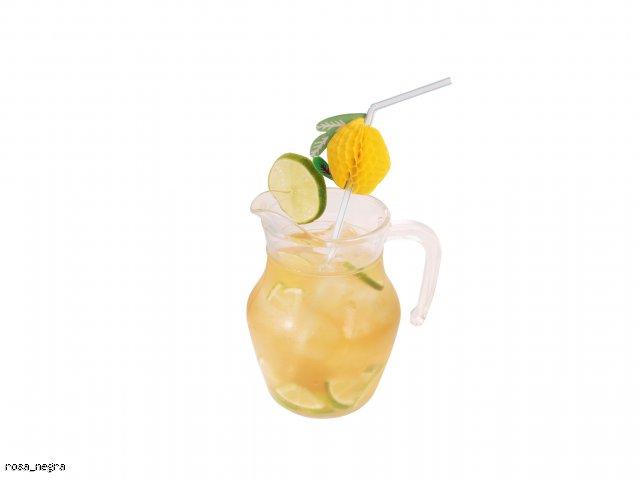 Podwójnie orzeźwiająca z miętą i limonką