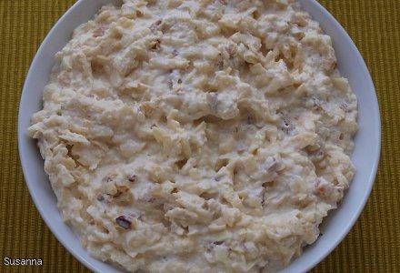 Sałatka z selera na orzechową nutę