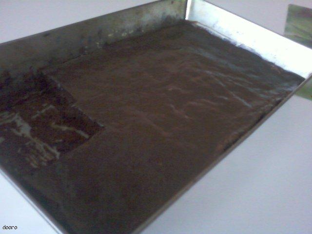 Podwójnie czekoladowe