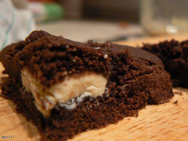 ciasteczka podwójnie czekoladowe
