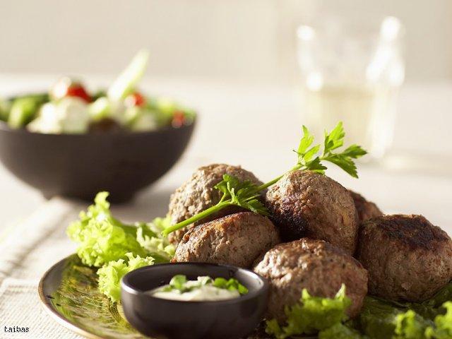 Wołowe kotleciki z warzywami