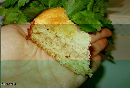 ciasteczko z  marczewka  i miodem