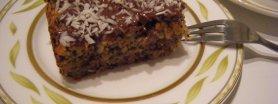 Japończyk - ciasto z makiem
