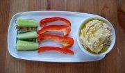 Humus - arabska pasta z ciecierzycy