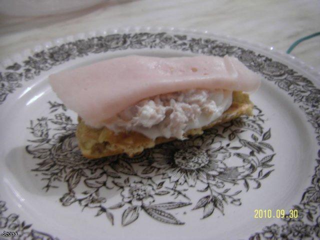 Pasta tuńczykowa Dukan PP/PW