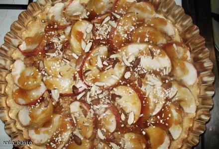 Szwajcarska tarta jabłkowa
