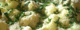 Kalafior z parmezanem