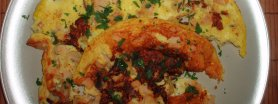 Dukanowski omlet z szynką drobiową (PW)