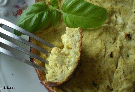 Omlet curry - Dukan