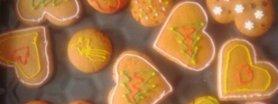 Kolorowe pierniczki
