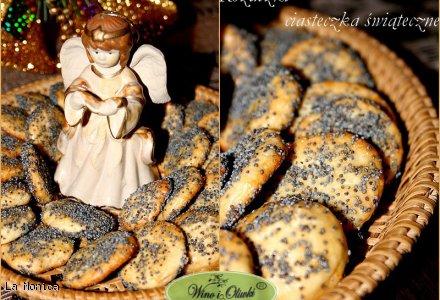 Świąteczne ciasteczka - kozaczki