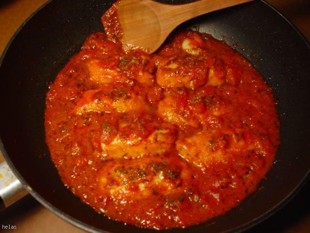 Morszczuk pomidorowo-winny