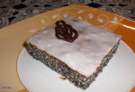 Ciasto makowo-jogurtowe
