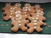 Gingerbread people, czyli Piernikowe ludziki