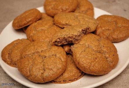 Dietetyczne Ciasteczka orzechowe