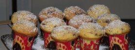Muffinki (z czekoladą i kokoskami)