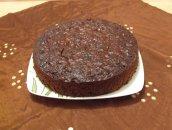 Świąteczne ciasto bakaliowe wg. przepisu Nigelli Lawson