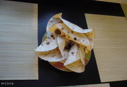 Tortilla (wersja łagodna)