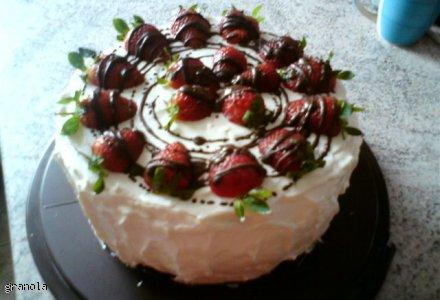 tort z turskawkami