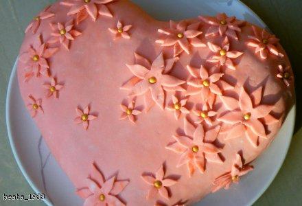 Lukier plastyczny do dekoracji tortów